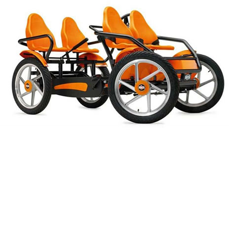 Kart to Pedals 4 Peoples